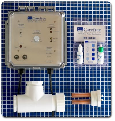Chlorine Free Pools Water Treatment Systems Electrolytic